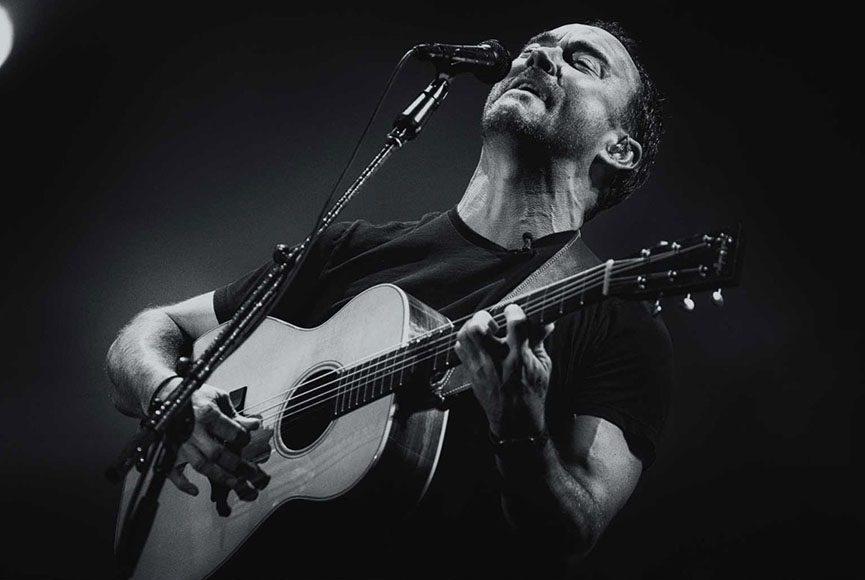 Dave Matthews Band no palco Mundo no terceiro dia do festival Rock in Rio 2019 neste domingo (29/09), no Parque Olímpico, zona oeste do Rio de Janeiro. O festival acontece no fim de semana, de 27 a 29 de setembro e de 03 a 06 de outubro.